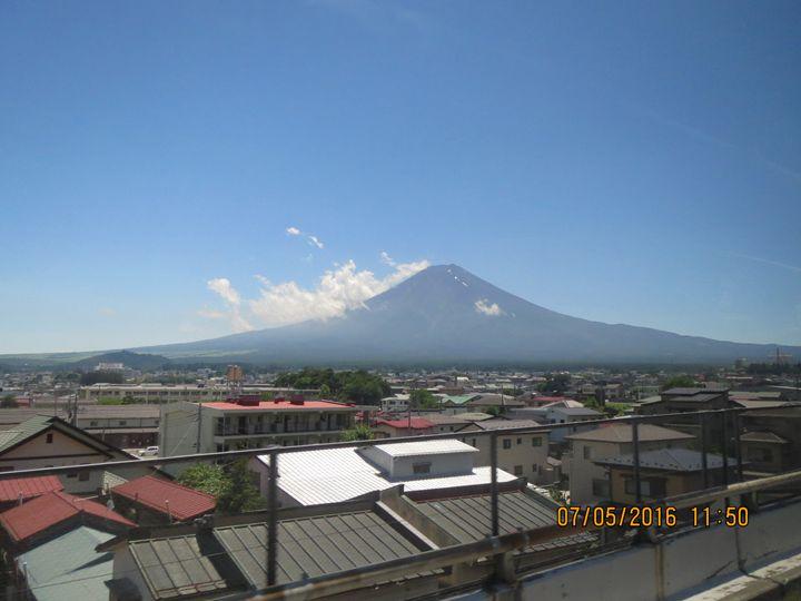 Mt Fuji - Zarx