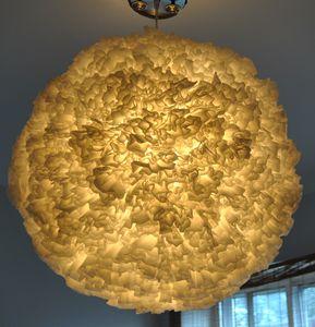 Paper Orb Lamp