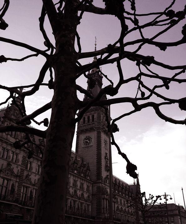 Hamburg - Gorzy