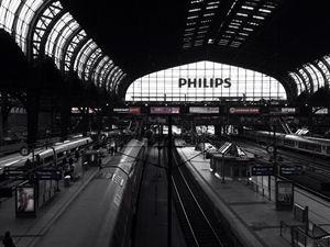 Hamburg Train Station