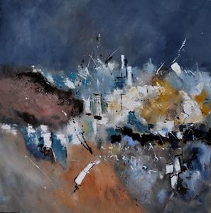 abstract 8821476 - Pol Ledent's paintings