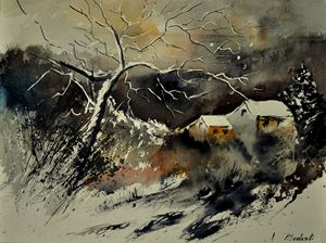 watercolour 210181 - Pol Ledent's paintings