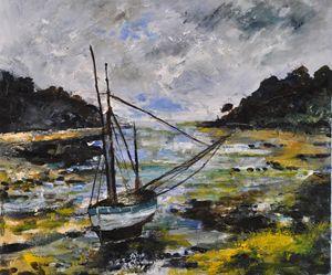 seascape 6721 - Pol Ledent's paintings
