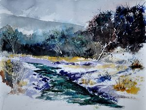 watercolor 212103 - Pol Ledent's paintings