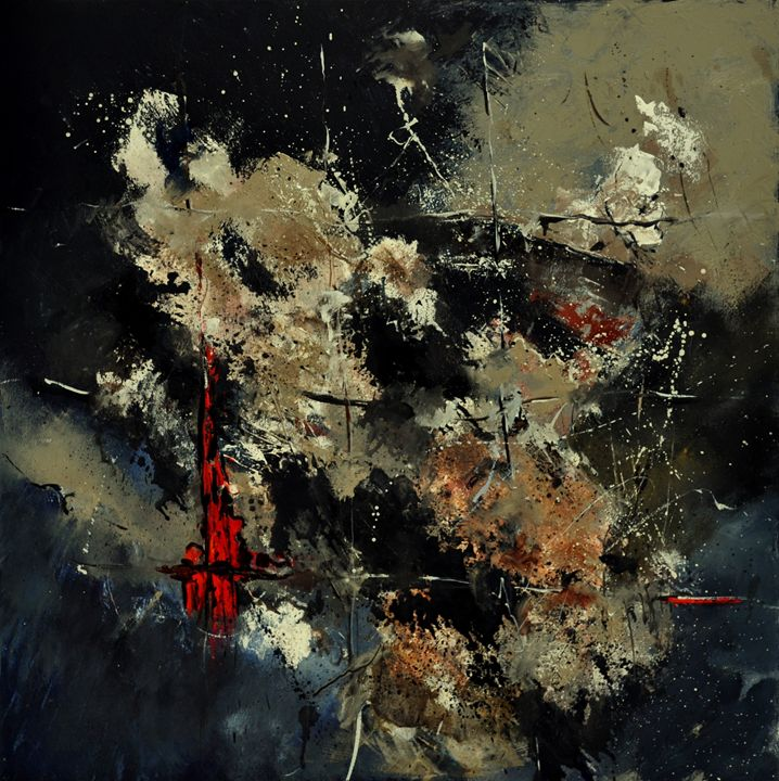 abstract 8821101 - Pol Ledent's paintings
