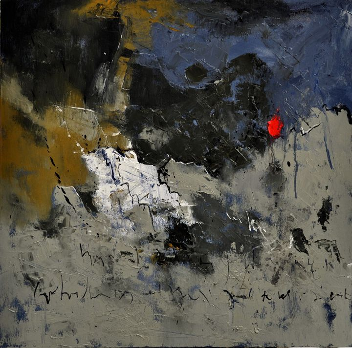 Abstract 6631202 - Pol Ledent's paintings
