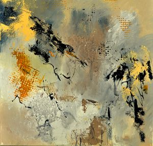 abstract 553140 - Pol Ledent's paintings