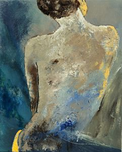 Nude 3140 - Pol Ledent's paintings