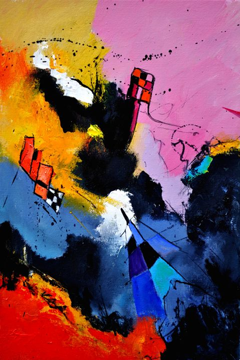abstract 6431902 - Pol Ledent's paintings