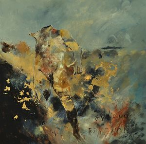 abstract 8821015 - Pol Ledent's paintings
