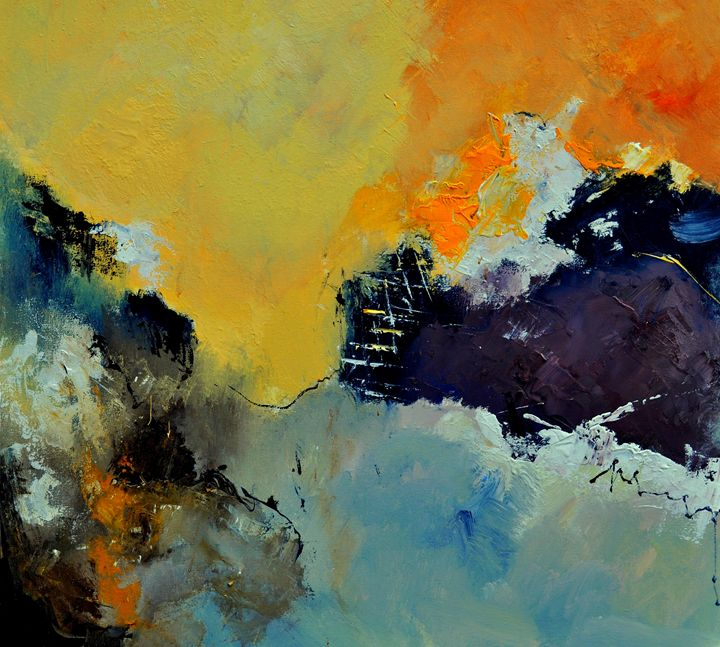 abstract 8821014 - Pol Ledent's paintings