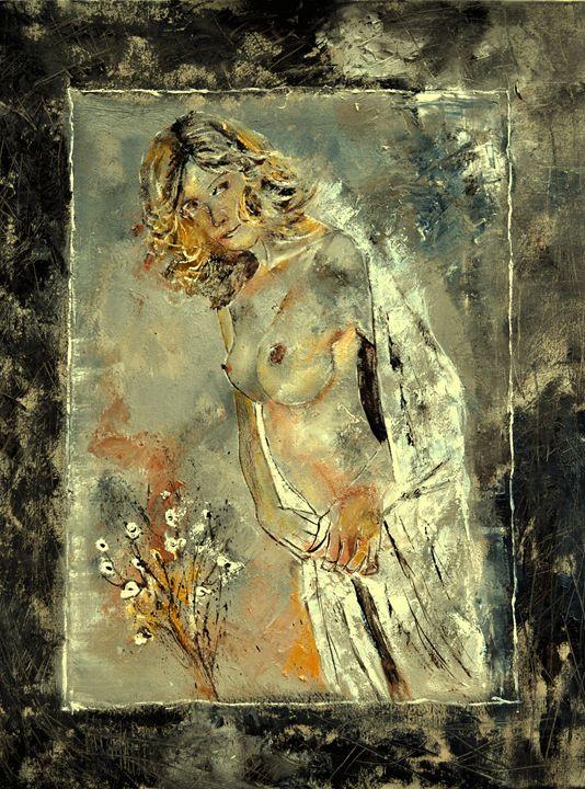 nude ac79 - Pol Ledent's paintings