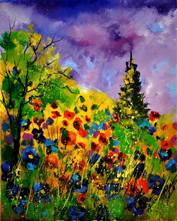 summer 453190 - Pol Ledent's paintings