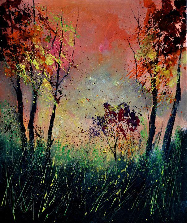 autumn 563101 - Pol Ledent's paintings