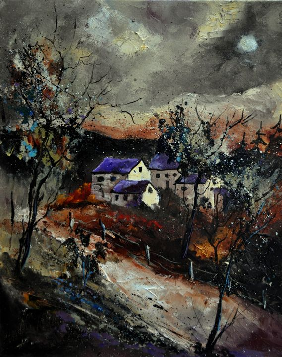 Season of the witch - Pol Ledent's paintings