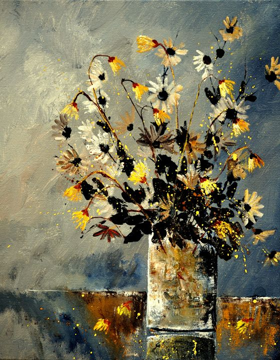 Still life 452111 - Pol Ledent's paintings