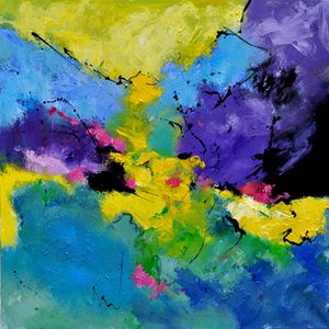 abstract 7741301 - Pol Ledent's paintings