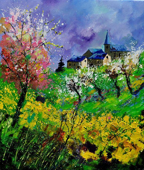 spring 2014 - Pol Ledent's paintings