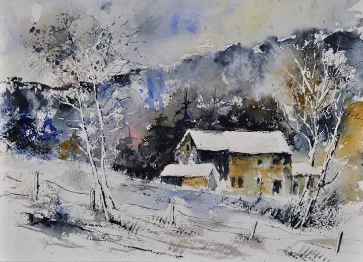 watercolor 414031 - Pol Ledent's paintings