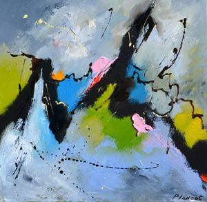 abstract 4461802 - Pol Ledent's paintings