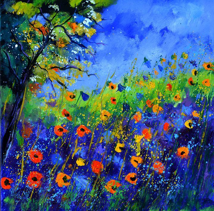summer 667130 - Pol Ledent's paintings