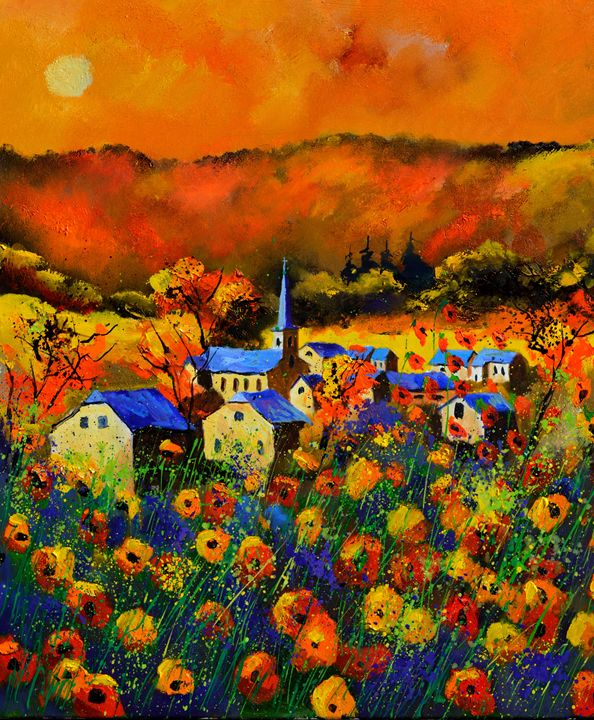 Houroy 675180 - Pol Ledent's paintings