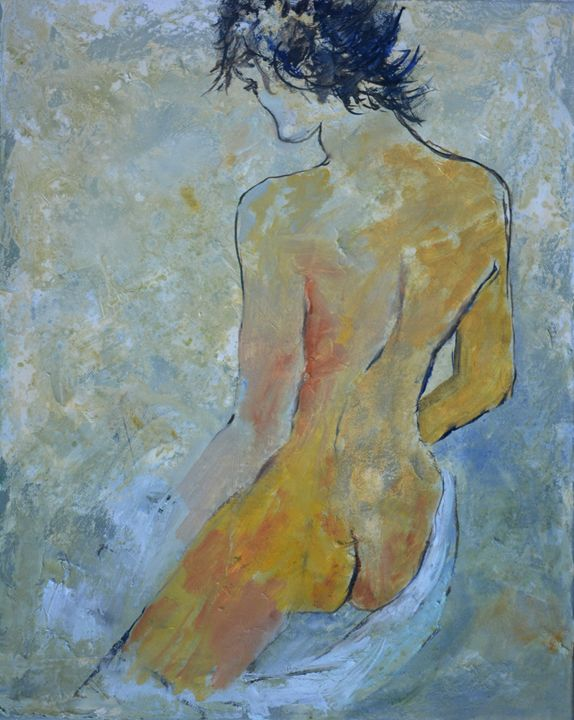 nude 457120 - Pol Ledent's paintings