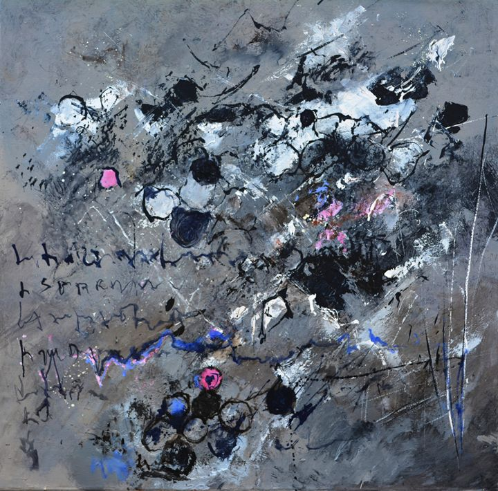 abstract 886111 - Pol Ledent's paintings