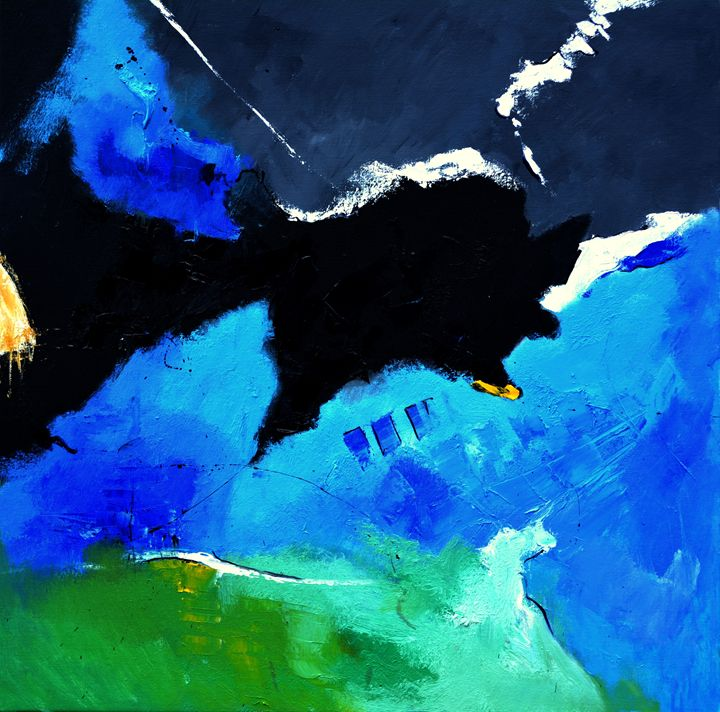 abstract 8851901 - Pol Ledent's paintings