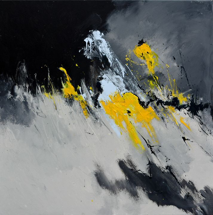 abstract 8861603 - Pol Ledent's paintings