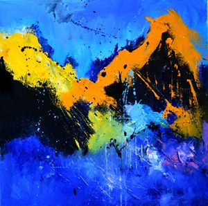 abstract 447030 - Pol Ledent's paintings