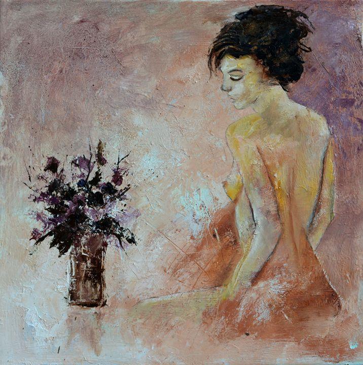 Nude 556130 - Pol Ledent's paintings