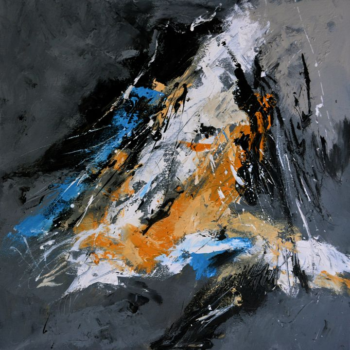 abstract 61103 - Pol Ledent's paintings