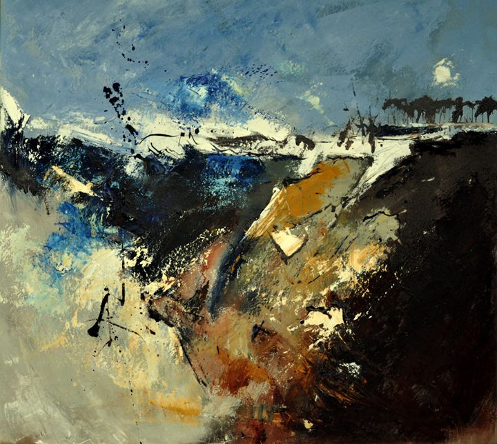 abstract  6621705 - Pol Ledent's paintings