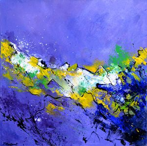 abstract 5531 - Pol Ledent's paintings