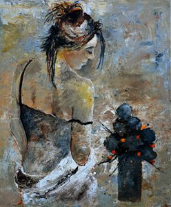 Lingerie 565121 - Pol Ledent's paintings