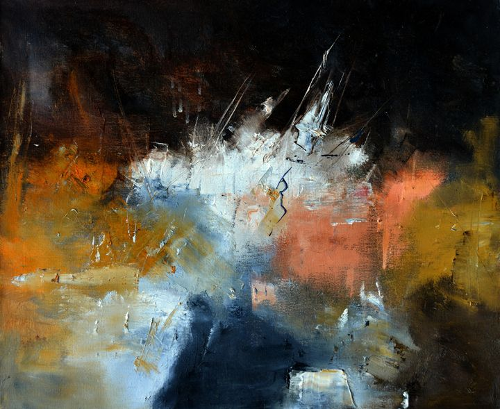 abstract 565190 - Pol Ledent's paintings