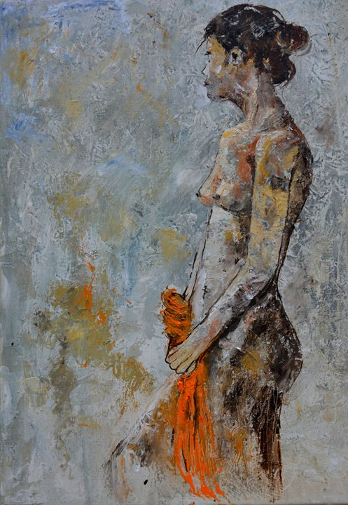 Nude 575111 - Pol Ledent's paintings