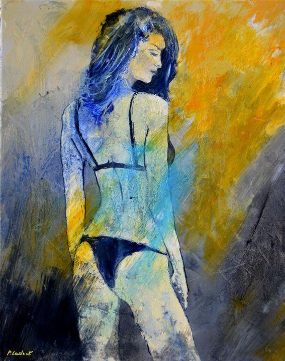 Cynthia - Pol Ledent's paintings
