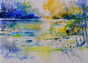 watercolor 2180 - Pol Ledent's paintings