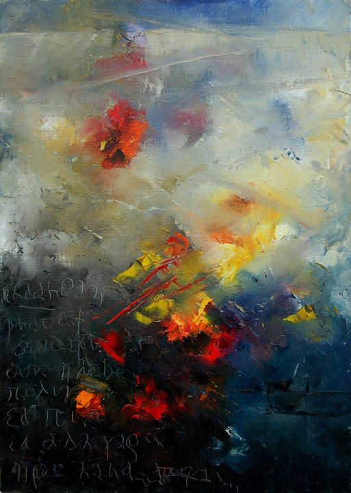 abstract 0508 - Pol Ledent's paintings