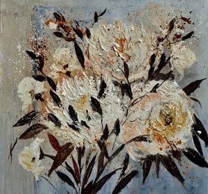 peonies - Pol Ledent's paintings