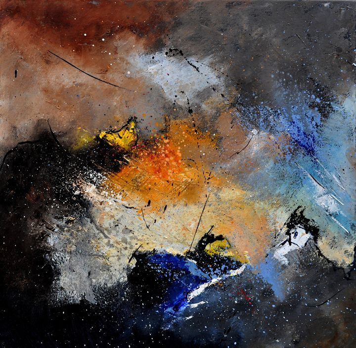 abstract 216092 - Pol Ledent's paintings