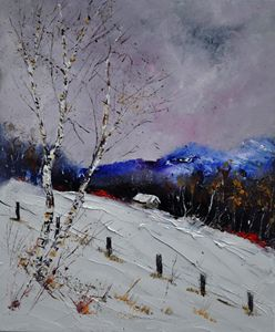winter 562121 - Pol Ledent's paintings