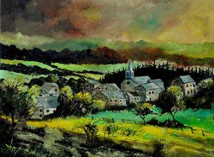 ucimont 79 - Pol Ledent's paintings