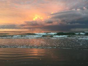 Mirrored Sunrise