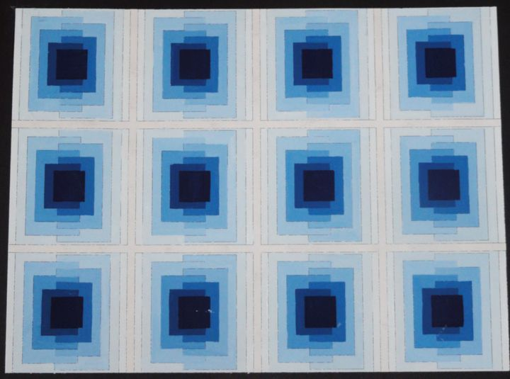 "shades of ""blue"" - nature_art"