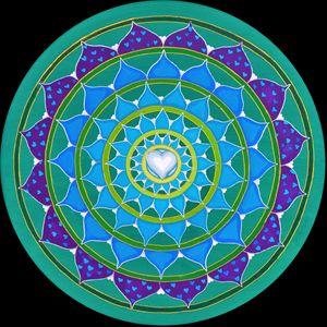 Peaceful Awareness Mandala