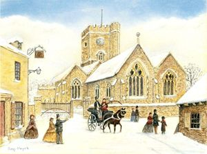 St. Peter's Church - England