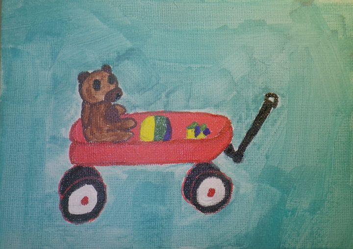 Goin' For A Ride - ArtAttack